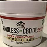 PAINLESS WITH CBD OIL 2500