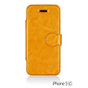 Quality Slim-Fit Case Stand For LG G3 Case Cover - Yellow