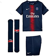 UPC 887230963561 2018-2019 PSG Home Nike Shirt (Kids) - The world s . 44adc64dd
