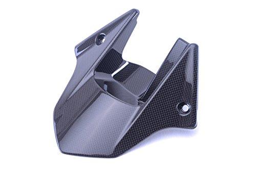 Bestem CBHO-1K12-HGR Carbon Fiber Rear Hugger Mudguard Fairing for Honda CBR1000RR 2012-2013