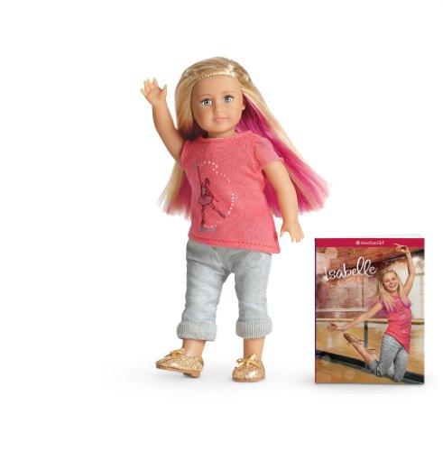 Amer Girl Isabelle Mini Doll