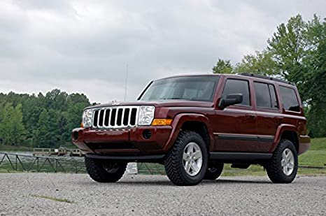 Jeep Leveling Kit >> Rough Country 664 Suspension Lift Kit
