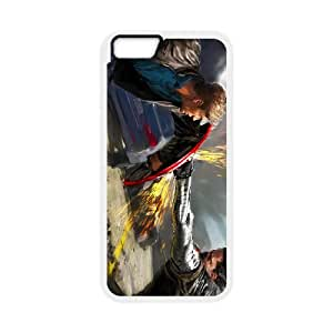 captain america the winter soldier iphone 6s 4.7 Inch Cell Phone Case White yyfD-245341