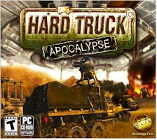 Strategy First Hard Truck Apocalypse Games Volume Driving Racing Windows Xp/Vista/7 (Hard Truck Racing)