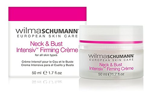 WILMA SCHUMANN Neck and Bust Firming Cream (1.7 Ounce, 50 Milliliter)-Age-Defying, Ultra-Hydrating Cream For an Effective Lifting & Firming Appearance