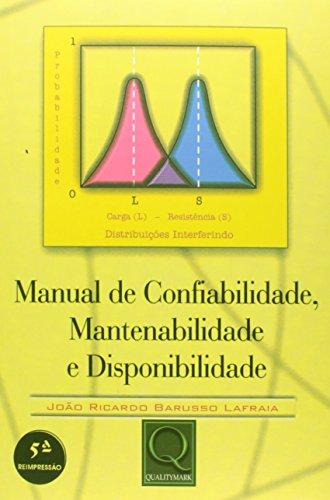 Manual de Confiabilidade Mantenabilidade e Disponibilidade