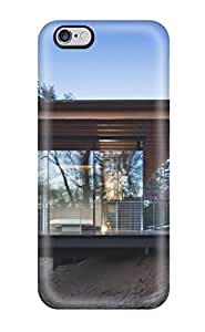 Hot New Modern Houses Case Cover For Iphone 6 Plus With Perfect Design