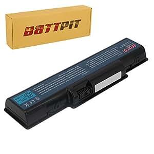 Battpit Recambio de Bateria para Ordenador Portátil Acer Aspire 5738PG (4400mah / 48wh)