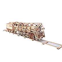 Steam Locomotive - Mechanical Construction Kit