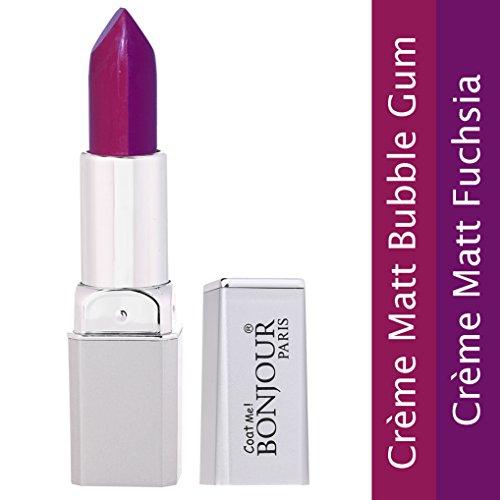Coat Me Bonjour Paris Go Creative Dual Lipsticks (Bubble gum/Fuchsia) ()