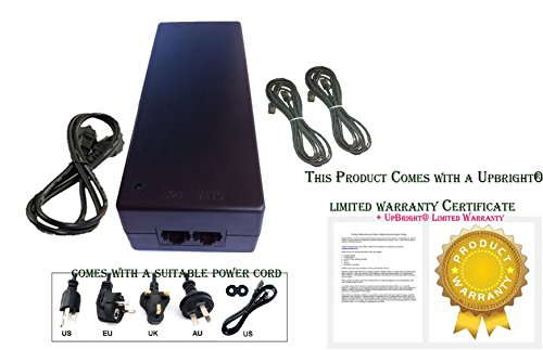 Mitel Power Adapter for the Mitel MiVoice Conference Unit UC360 Collaboration Point - Part# 51301151 & 51005172