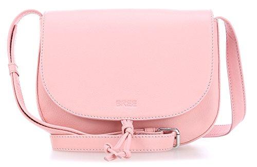 Bree Lusaka 1 Mini Bag Borsa a spalla pelle 22 cm pink_rose, pink
