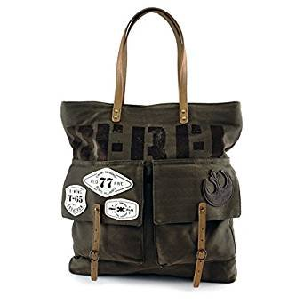 (Loungefly Star Wars Rebel Join The Resistance Tote Bag)