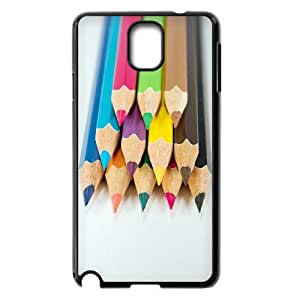 ALICASE Diy Case Colored Pencil For samsung galaxy note 3 N9000 [Pattern-1]