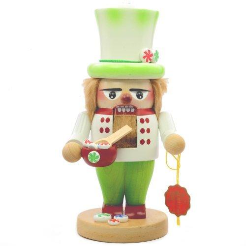 Kurt Adler 11-1/2-Inch Steinbach Troll Candy Maker Nutcracker (Nutcracker Troll)