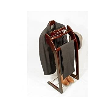 Mens Valet Suit Tie Stand Rack Organizer for Jacket Slacks Tie and Hat. Amazon com  Mens Valet Suit Tie Stand Rack Organizer for Jacket