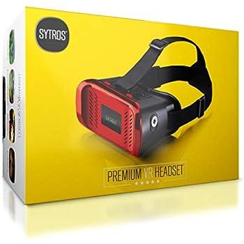 b4bdcd267fc Premium Virtual Reality VR Headset w  Magnetic Button Trigger by Sytros