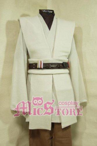 Star Wars Kenobi Jedi Knight TUNIC Robe Kostüm original bei ...