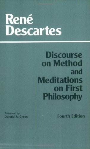 rene descartes meditations first philosophy essay Rene descartes: meditations on first philosophy essays are academic essays for citation these papers were written primarily by students and provide critical analysis.