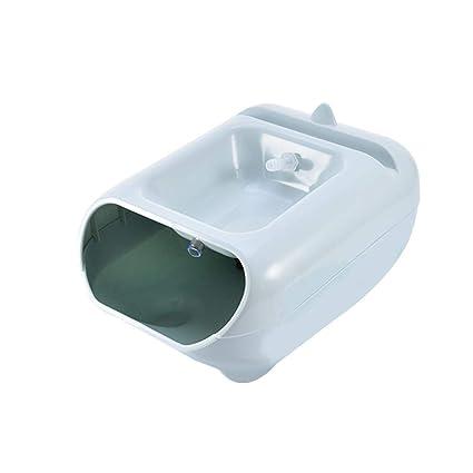Luning Dispensador de Agua para Mascotas con Forma de Unicornio, dispensador de Agua para Mascotas