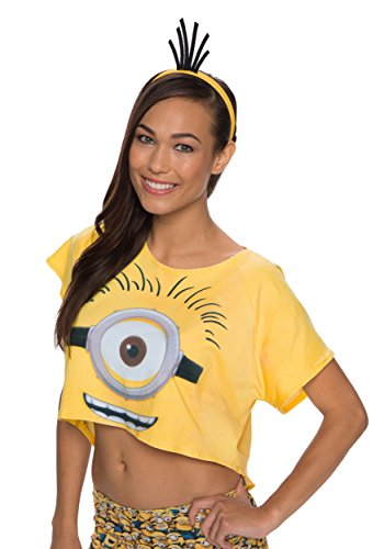 Minions Headband, Multi, One (Gru With Wig)