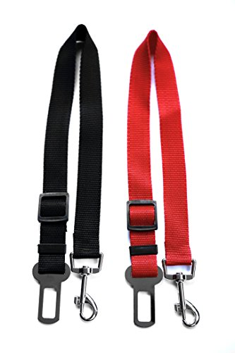 Avinko Ultimate Pet Seat Belt: Superior Quality Dog Car Safety Harness Lead/ Adjustable Length, Sturdy Manufacture, Eco-Friendly Dog Seat Belt For Dogs & Cats/ Travel w/ Your Pet In Comfort & Safety For Sale