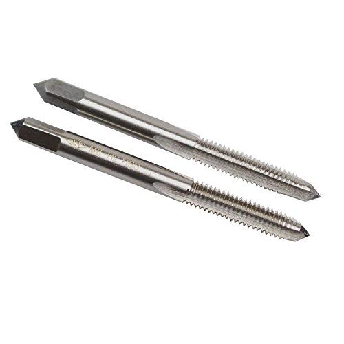 6mm X 0.75 HSS Taper and Plug Tap M6 X 0.75mm Pitch