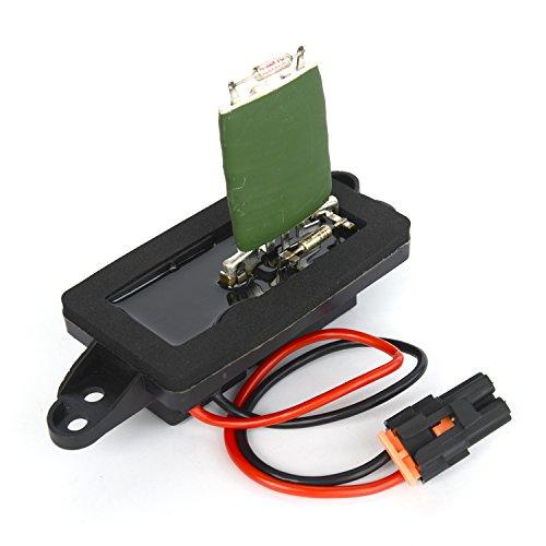 03 gmc blower motor resistor - 7