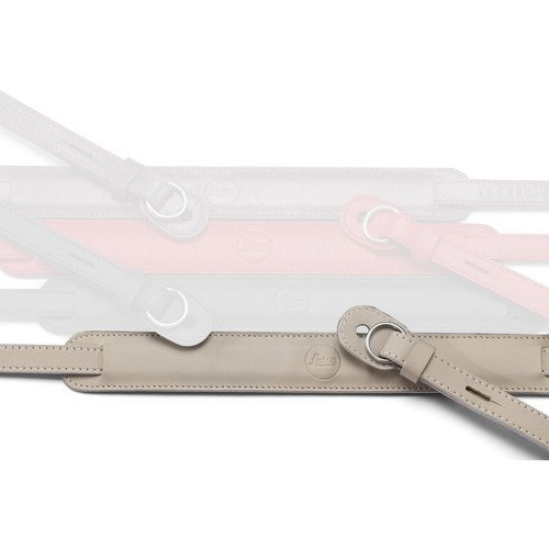 Leica Leather Carrying Strap for TL (Cemento)