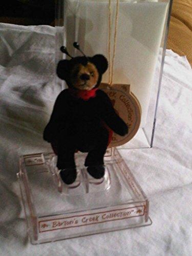 Gund Barton's Creek Artist Designed Mini Ladybug Bear by Barton's - Stores Creek Barton