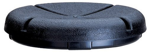 CLC Custom Leathercraft 1140 EasySeat Lightweight Plastic Bucket Seat for 3 1/2 - 5 Gallon Buckets (Seats Fishing Ice)