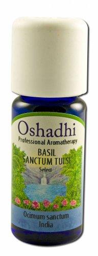 Essential Oil Singles Basil, Sanctum Tulsi 10 -