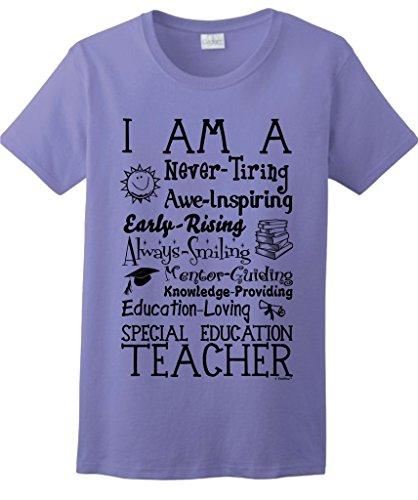 Special Education Teacher Ladies T Shirt
