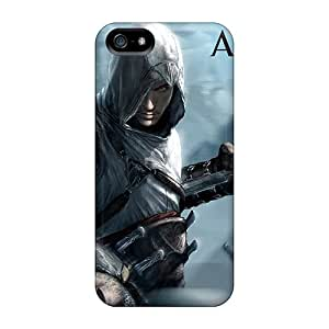 Sanp On Case Cover Protector For Iphone 5/5s (assassins Creed)