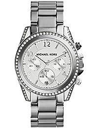 Women's Blair Silver-Tone Watch MK5165