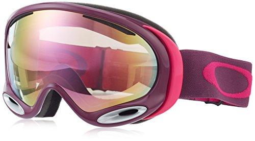 Oakley A-Frame 2.0 Helio Ski Goggles, Purple/VR50 - Goggles Ski A Oakley Frame