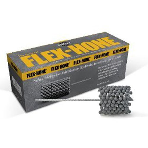 4 1/8'' (105mm) Flex-Hone Cylinder Hone 60 grit silicon carbide