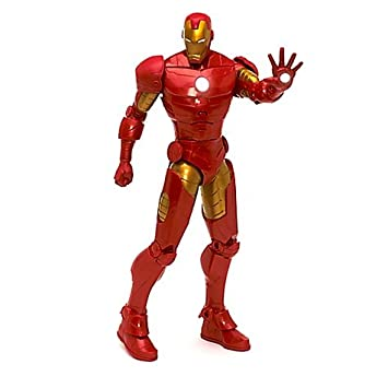 figurine iron man parlante. Black Bedroom Furniture Sets. Home Design Ideas