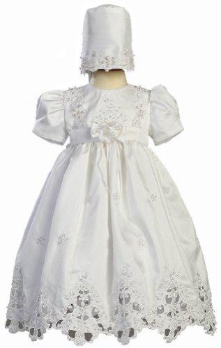 cutwork wedding dresses - 2
