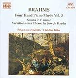 Werke für Klavier zu vier Händen Vol. 3