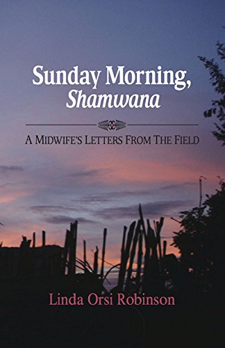 Download Sunday Morning Shamwana: A Midwife's Letters from the Field pdf