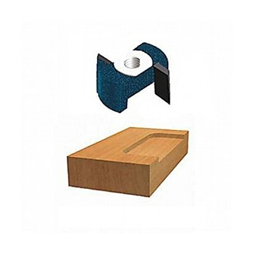 Bosch 85635M 1 In. x 1/2 In. Carbide Tipped Lock Mortising -