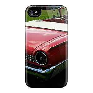 Protection Cases For Iphone 6 / Cases Covers For Iphone(1961 Ford Galaxie Convertible Take 2)