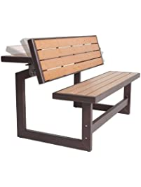 Lifetime 60054 Convertible Bench / Table ...