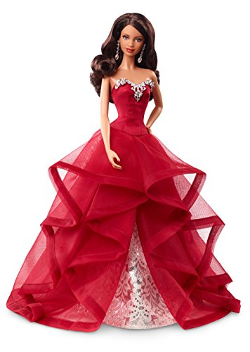 Barbie Collector 2015 Holiday Doll  Brunette