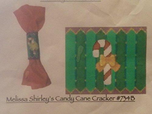 Melissa Shirley's Candy Cane Cracker #734B Kit 3.5
