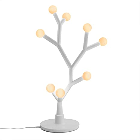 Luz de Lectura Dormitorio LED DIY Lámpara de Mesa Noche de Escritorio Árbol Ramas Flor Estrellada Creativa Regalo Navidad, Cumpleaños, Partido, Boda, ...