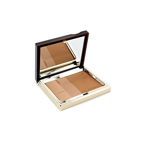Clarins Bronzing Duo Mineral Powder Compact - 10 grams (Medium)