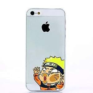 Otros - Dibujos Animados/Diseño Especial/Innovador/Manga - para iPhone 5C ( Multicolor , TPU )