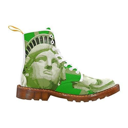 Leinterest Liberty Martin Bottes Mode Chaussures Pour Femmes